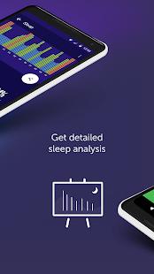 Sleep Time : Sleep Cycle Smart Alarm Clock Tracker screenshots 3