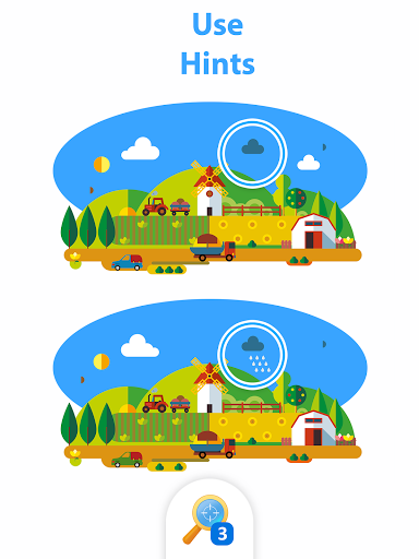 TapTap Differences - Observation Photo Hunt 2.9.0 screenshots 15