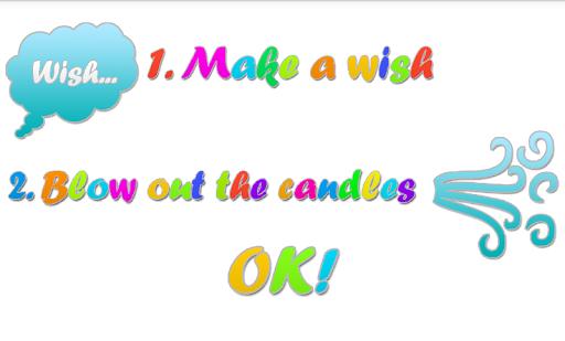birthday cake simulator screenshot 1