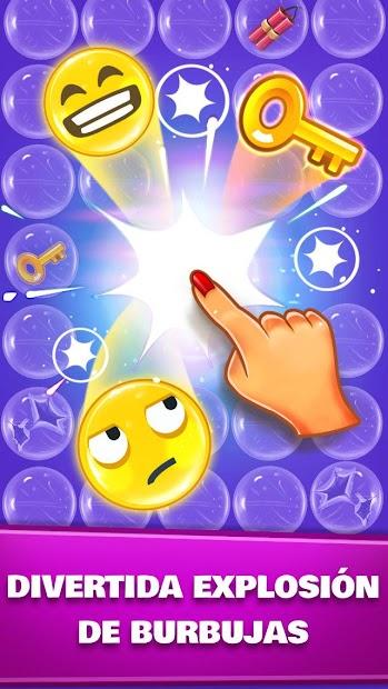 Captura de Pantalla 2 de Revienta burbujas - Juego de estallido de burbujas para android