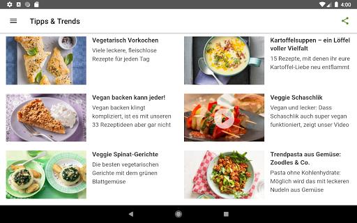 Chefkoch - Rezepte & Kochen apktram screenshots 9
