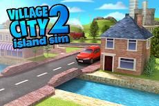 ヴィレッジシティ - アイランド・シム 2 Town Games Cityのおすすめ画像1