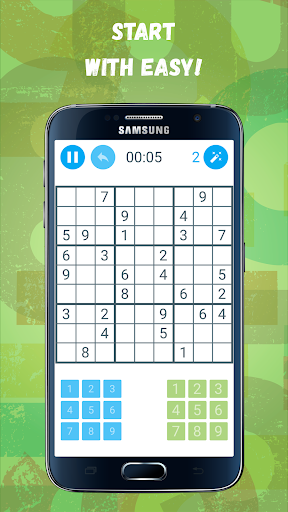 Sudoku: Train your brain screenshots 2