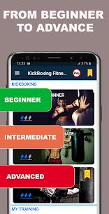 Kickboxing Fitness Trainer Mod Apk (Premium Unlocked) 3