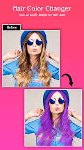 Hair Color Changer Real For Pc (Windows 7, 8, 10 & Mac) – Free Download 3