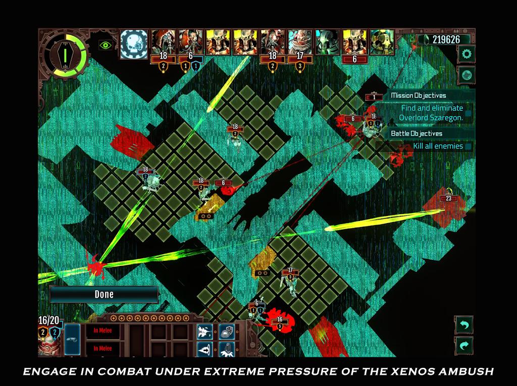 Warhammer 40,000: Mechanicus poster 16
