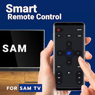 Remote control for Samsung TV - Smart & Free 1.4.6 screenshots 1