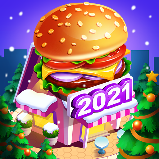 Cooking Marina - fast restaurant cooking games