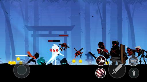 Stickman Revenge 4: Epic Stick War modavailable screenshots 6