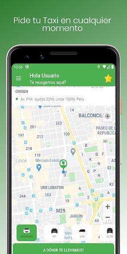 Taxi Monterrico apktram screenshots 3