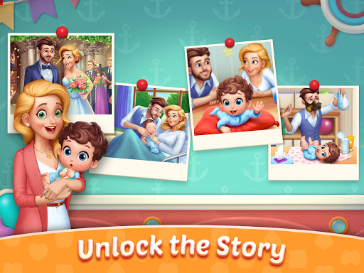 Baby Manor: Baby Raising Simulation & Home Design apkpoly screenshots 12
