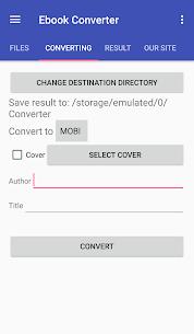 Ebook Converter Premium v1.13.1 MOD APK 4