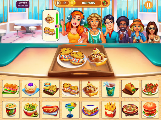 Cook It! Cooking Games Madness & Krusty Cook-off 1.3.4 screenshots 11