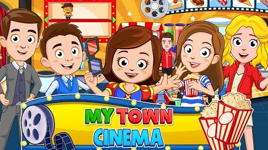 My Town  Movie Star  Cinema – Movie Game for Kids Apk Download 2021 1
