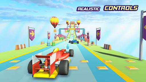 Sports Car Crazy Stunts 2020- Mega Ramp Car Games 4.3 screenshots 3