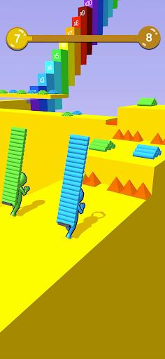 Télécharger Ladder Race  APK MOD (Astuce) screenshots 2