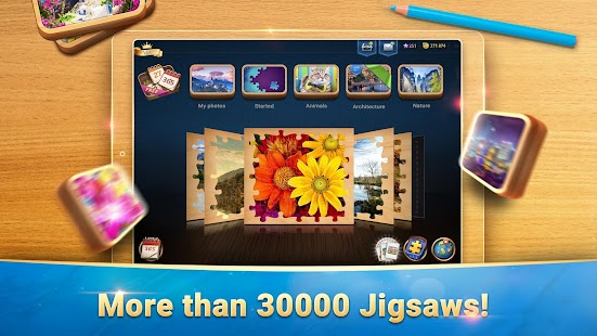 Magic Jigsaw Puzzles - Puzzle Games Screenshot