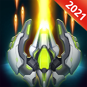 WindWings: Space Shooter – Galaxy Attack MOD: Unlimited Money