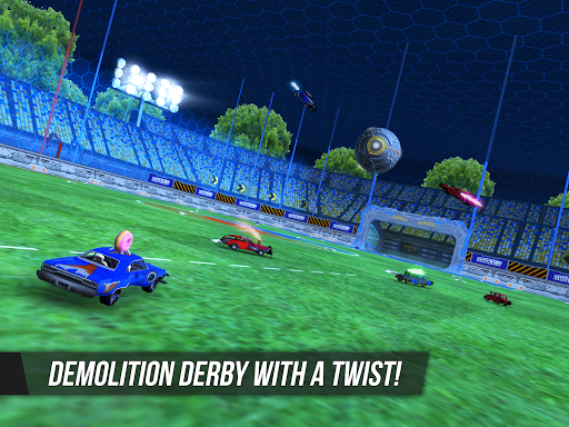 Rocket Soccer Derby 1.1.6 screenshots 10