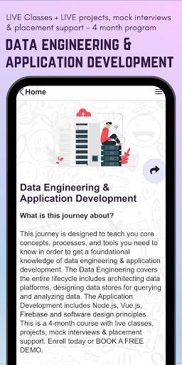 Konsciously: Data, Dev, Tech, Communication Skills  screenshots 3