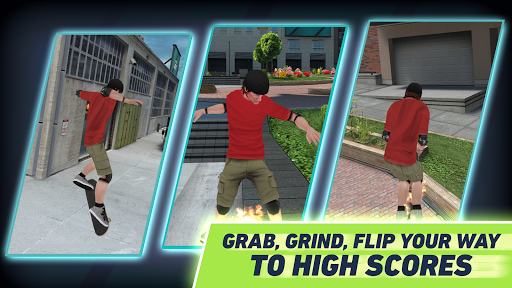 Skate Jam - Pro Skateboarding 1.2.6 screenshots 4