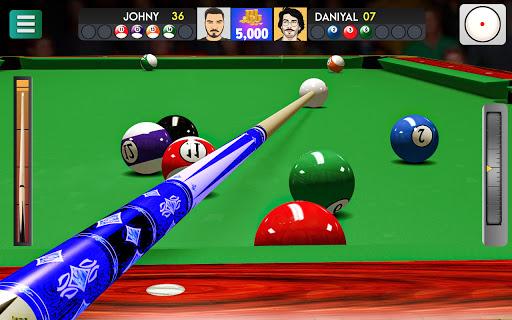 8 Ball Pool 3D Free Game:Billiards Simulator 2021 screenshots 2