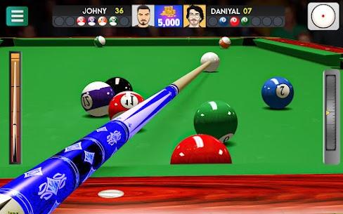 8 Ball Pool 3D Free Game:Billiards Simulator 2021 2