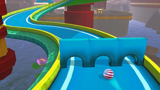 Mini Golf 3D City Stars Arcade - Multiplayer Rival 24.6 screenshots 2