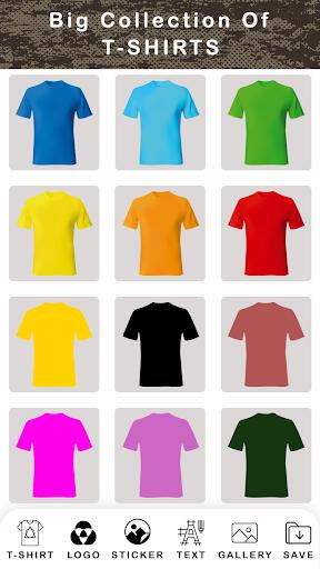 T Shirt Design - Custom T Shirts  Screenshots 2