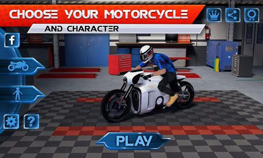 Moto Traffic Race 1.27 Screenshots 3