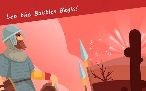 Heroes - A Desert Adventure Match3 game APK MOD (Astuce) screenshots 1