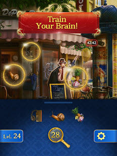 Hidy - Find Hidden Objects and Solve The Puzzle