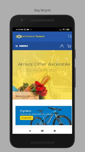 eCommerce Business  screenshots 1