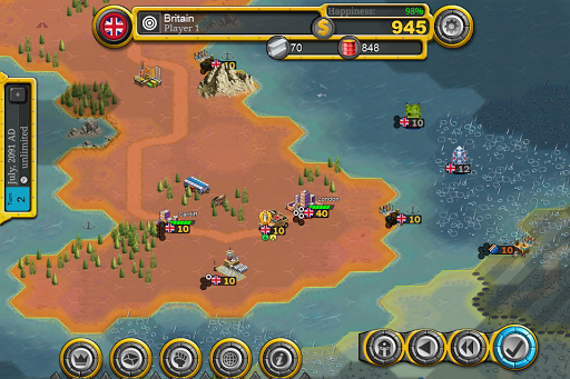 Demise of Nations android2mod screenshots 6