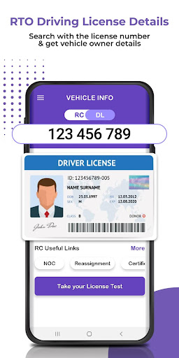 Vehicle Info - Vehicle Owner Details android2mod screenshots 5