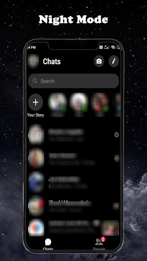 Dark Mode for Whatapp modavailable screenshots 5