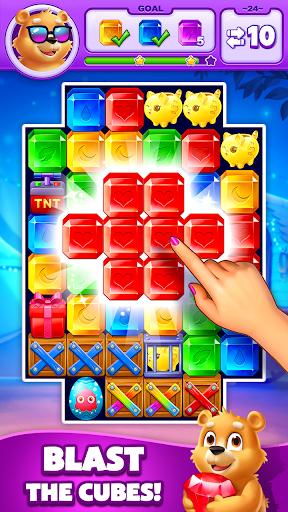 Jewel Match Blast - Classic Puzzle Games Free screenshots 8