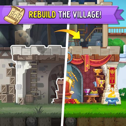 Dig Out! - Gold Digger Adventure  screenshots 3