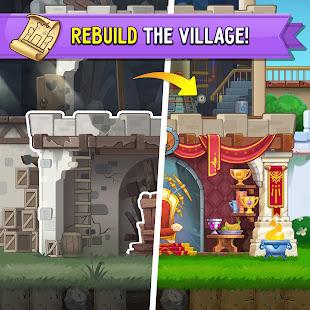 Dig Out! Gold Digger Adventure mod apk