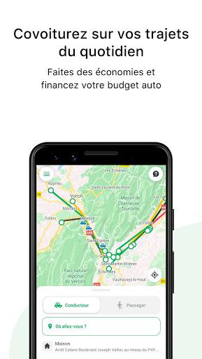 M'Covoit - Lignes+ : covoiturage domicile travail  screenshots 1
