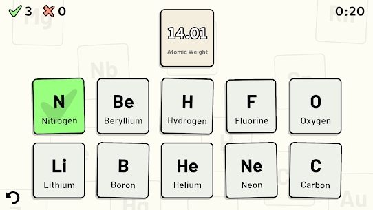 Periodic Table Quiz  For Pc – Video Calls And Chats – Windows And Mac 2