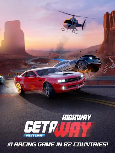 Highway Getaway: Police Chase 1.2.3 Screenshots 7
