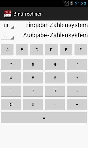 Binary Calculator For PC Windows (7, 8, 10, 10X) & Mac Computer Image Number- 5