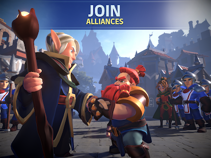 Empire: Age of Knights - Fantasy MMO Strategy Game 2.7.8979 Screenshots 9