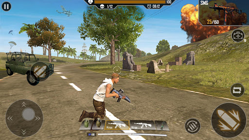 Squad Survival Battleground Free Fire-Gun Shooting 1.0.1 Screenshots 11