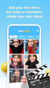 JokeFaces – Funny Video Maker 1.1.03 Mod APK Download 1