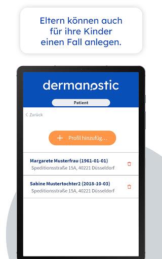 dermanostic - online dermatologist 1.9.3 Screenshots 24