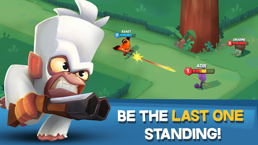 Zooba: Free-for-all Zoo Combat Battle Royale Games modiapk screenshots 1