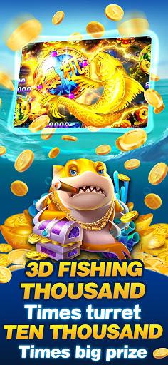 777 Fishing Casino: Free 3D Fish Game- Vegas Slots  Screenshots 8