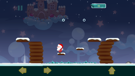 Santa Run APK [Paid, MOD] For Android 3